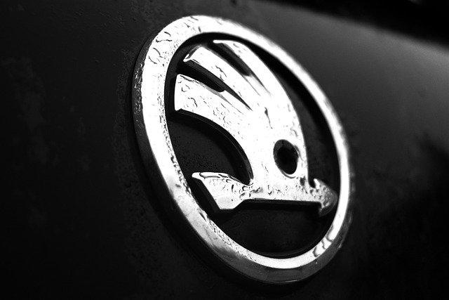 logo škodovky