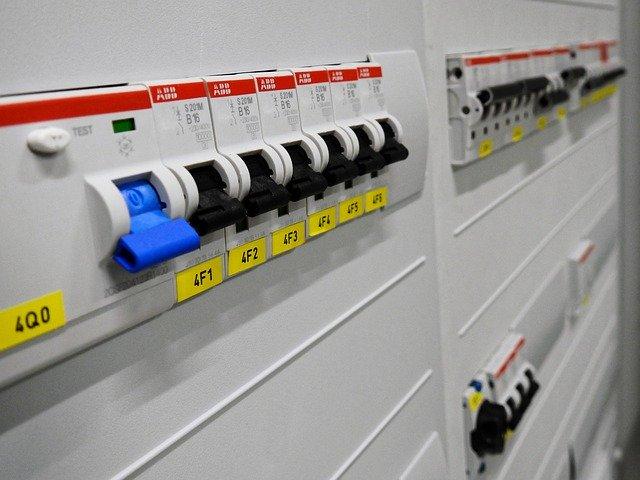 elektrické rozvaděče